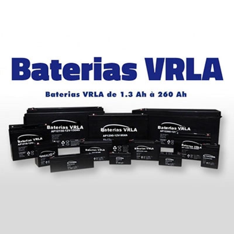 Bateria de Nobreak Selada