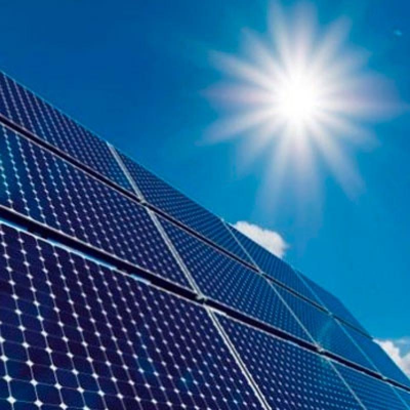 Energia Solar Fotovoltaica - RD Energia