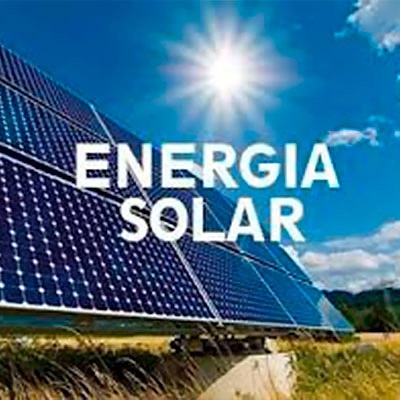 Energia Solar para Casas Vila Guilherme - Kit de Energia Solar