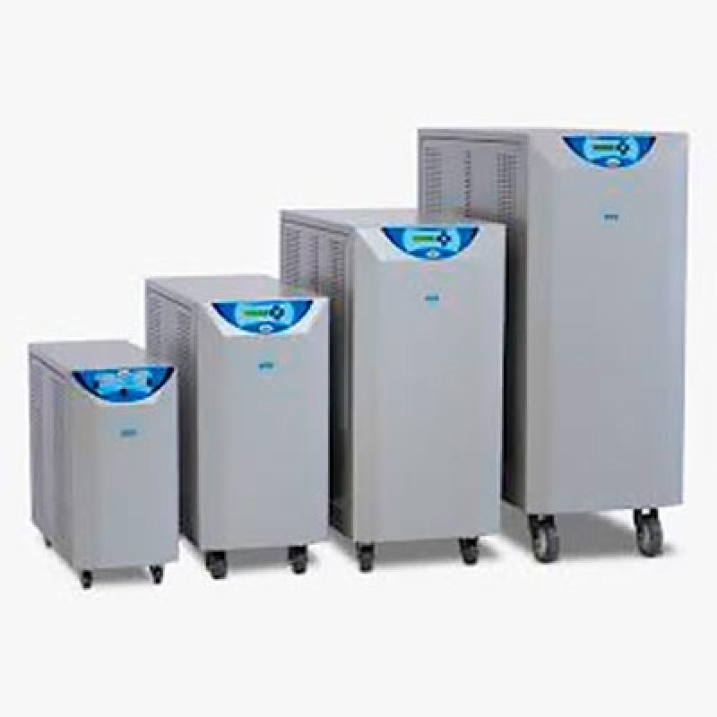 Estabilizador Voltagem Industrias Bertioga - Estabilizador Elétrico para Industrias