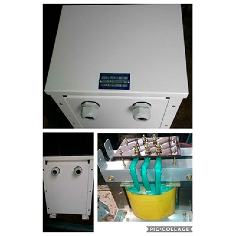 Transformador de Energia Isolador