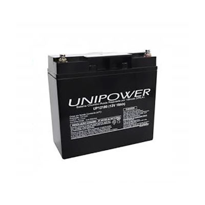 Bateria Vrla Selada para Nobreak