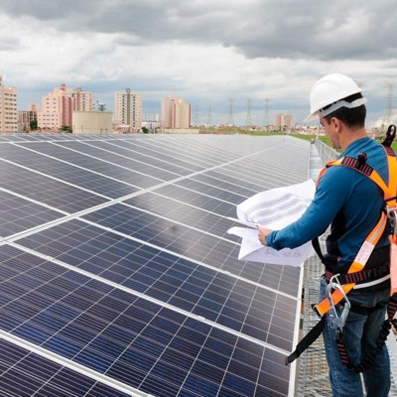 Onde Encontro Energia Solar para Residencia Cidade Tiradentes - Kit de Energia Solar