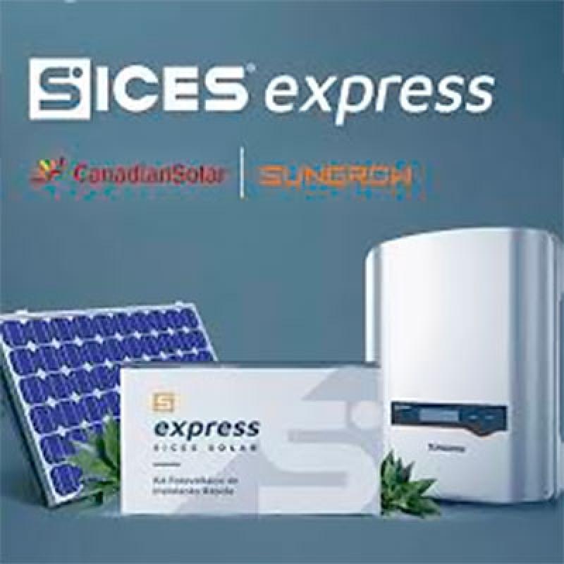 Onde Encontro Kit de Energia Solar Perdizes - Energia Solar Fotovoltaica