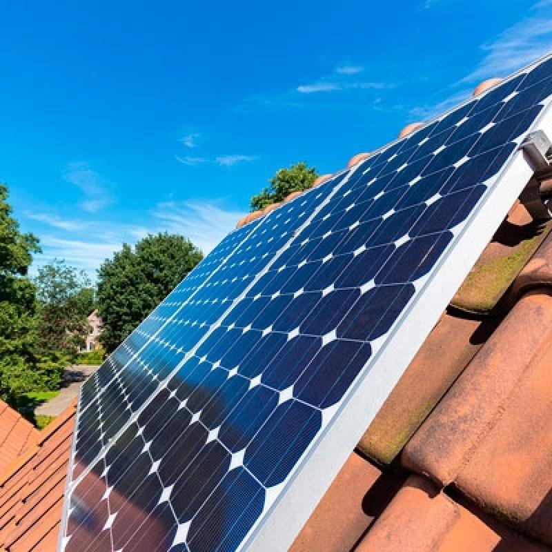 Kit Energia Solar Residencial