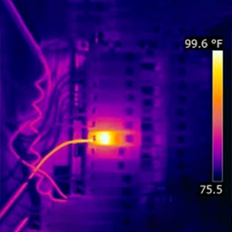 Serviço de Termografia Elétrica Brás - Termografia em Edifícios
