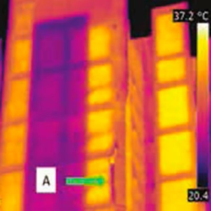 Serviço de Termografia em Edifícios Bela Cintra - Termografia por Infravermelho