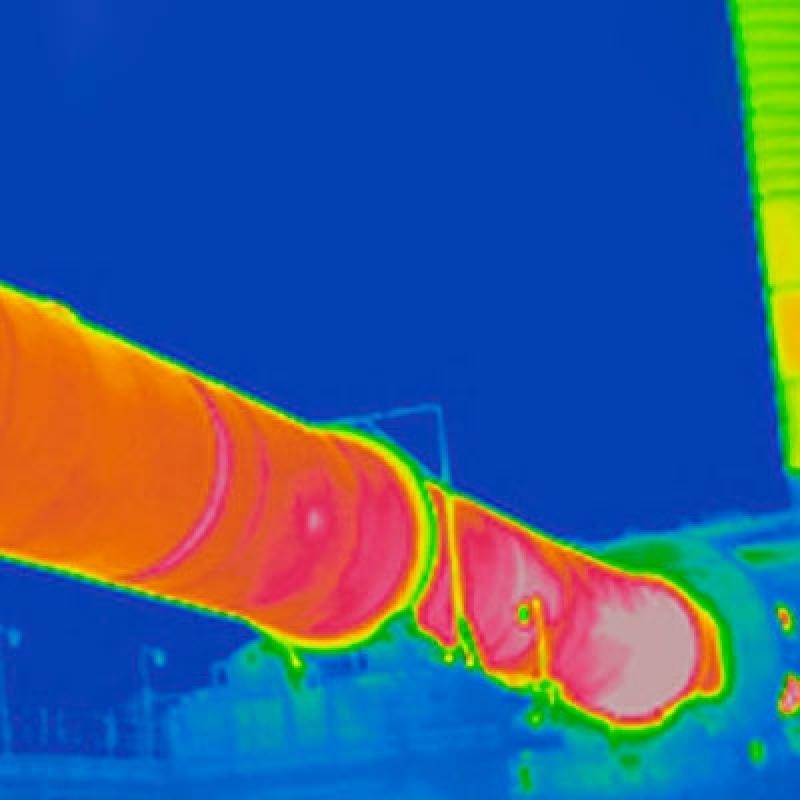 Termografia Industrial Suzano - Termografia Predial
