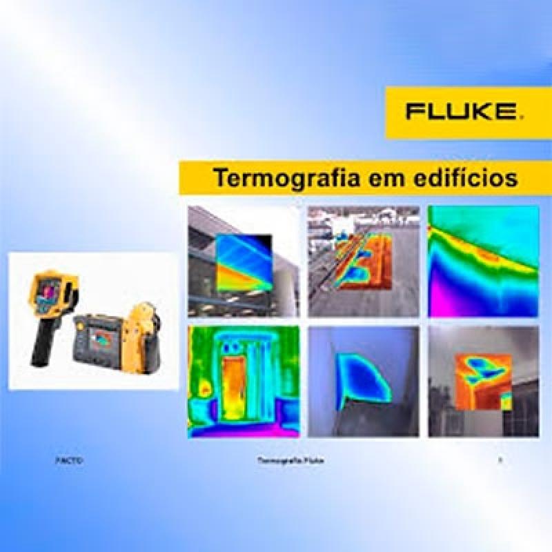 Termografia Predial Onde Faz Santana de Parnaíba - Termografia por Infravermelho