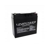 bateria selada para carregar nobreak preço Parelheiros