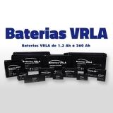 baterias vrla seladas para nobreak Taboão da Serra