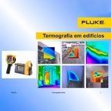 empresa que faz termografia em edifícios Pari