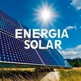 energia solar para casa Santa Cecília