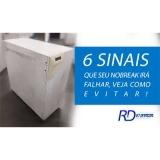 manutenção preventiva nobreak orçamento Vila Romana