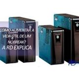 manutenção preventiva nobreak valor Araraquara