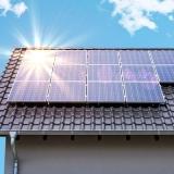 onde encontro energia solar para casas Jardins
