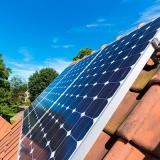 onde encontro painel de energia solar Zona Norte