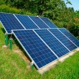 orçamento para energia solar para residencia Alphaville