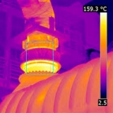 serviço de termografia para industrias Grajau