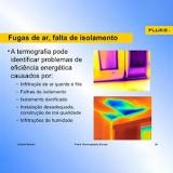 termografia edifícios São Vicente