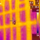 termografias edifícios Santa Isabel