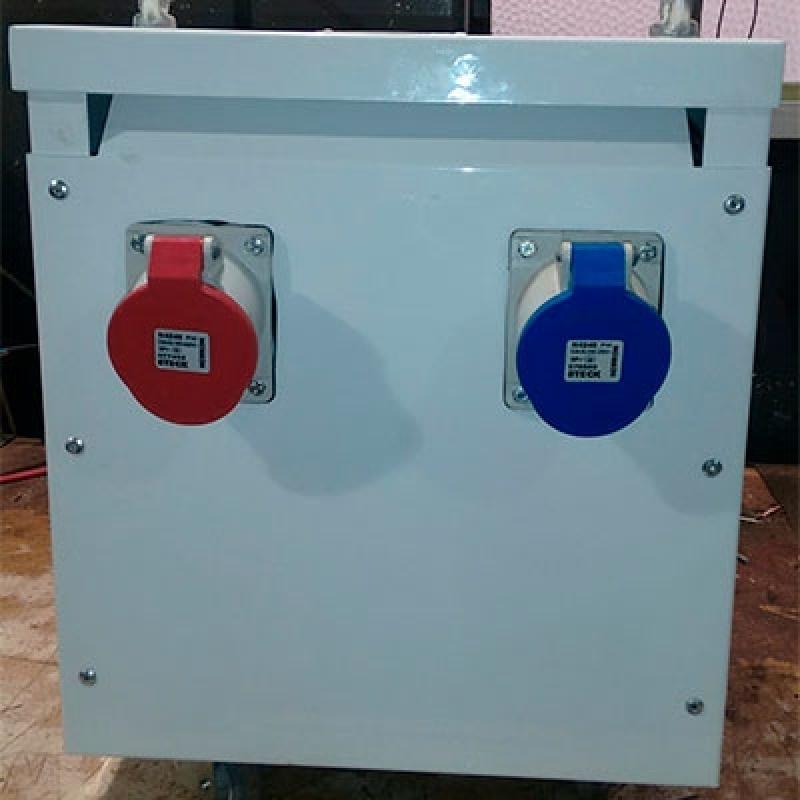 Transformador de Energia Isolador Preço Taubaté - Transformador Isolador