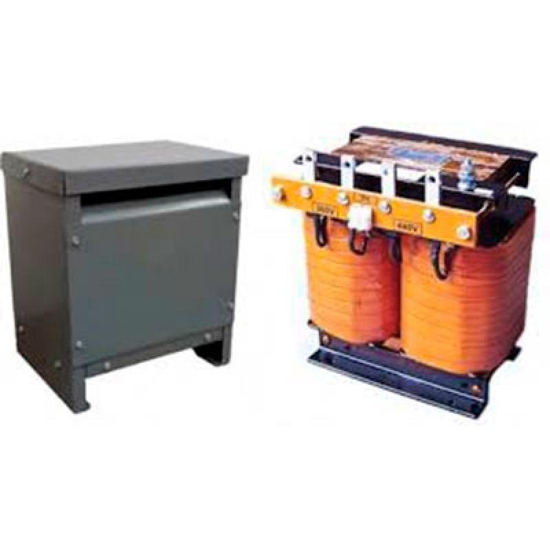 Transformador Isolador Monofásico Cambuci - Transformador Isolador