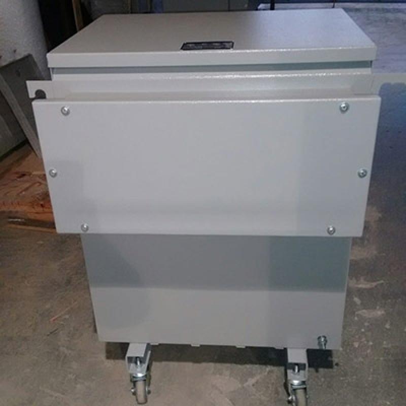 Transformador Trifásico Isolador - RD Energia